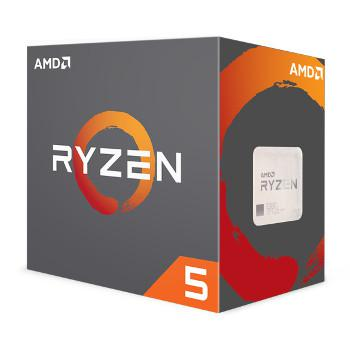 AMD RYZEN 5 1600X (3,6 GHz)