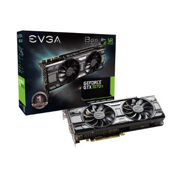 EVGA GeForce GTX 1070 Ti SC Black