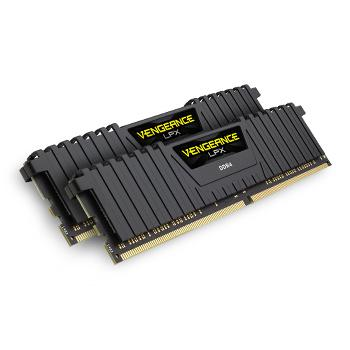 Corsair Vengeance LPX Black DDR4 2 x 4 Gb 2400 MHz CAS 14