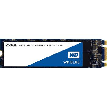 Western Digital Blue M.2 2280 3D NAND 250 Gb