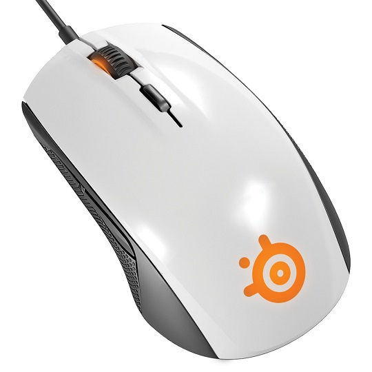 SteelSeries Rival 100 - White