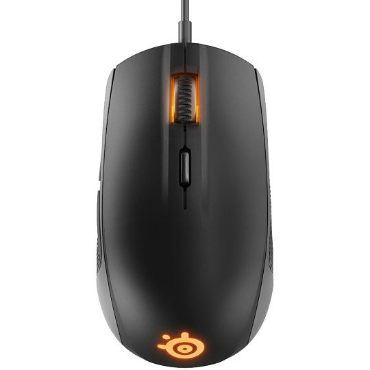 SteelSeries Rival 100 - Black