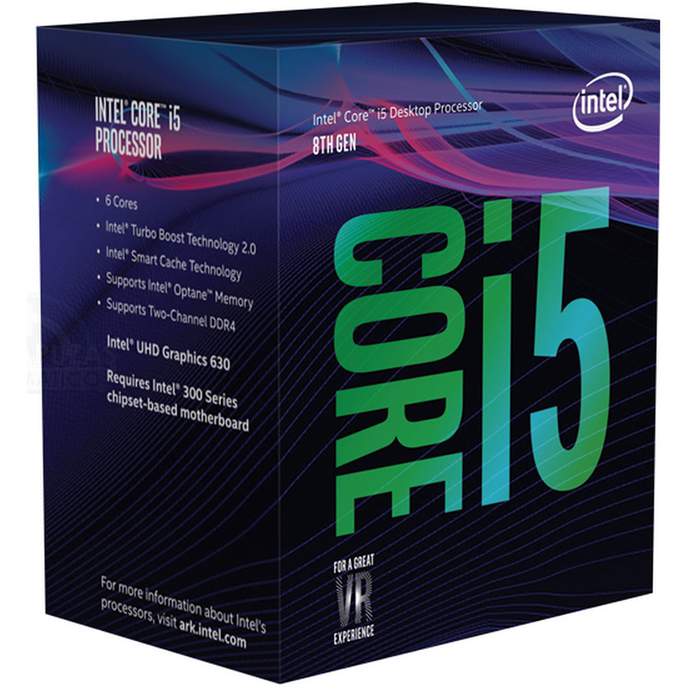 Intel Core i5-8600K (3.6 GHz)