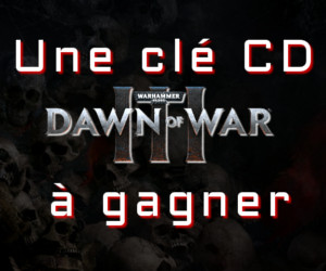 Concours Dawn of War III